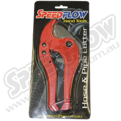 SPEEDFLOW RATCHETING RUBBER HOSE CUTTING TOOL