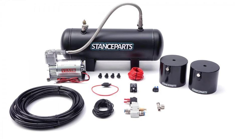 StanceParts Air Cup Lift Kit for Coilover Suspension FAF Automotive
