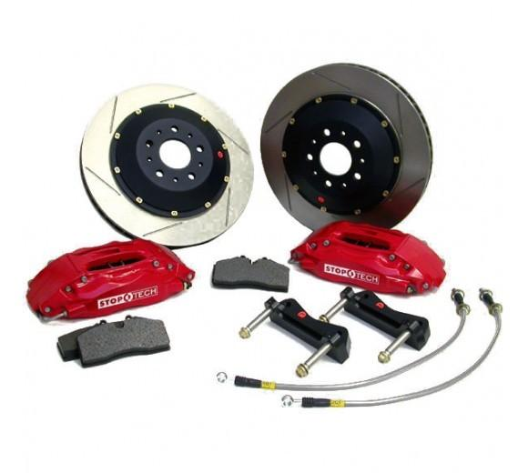 Stoptech ST60 BIG BRAKE KIT - FRONT (SUPRA) FAF Automotive