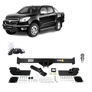 TAG+ Heavy Duty Towbar to suit Holden Colorado (01/2012 - on) - Direct Fit Bypass Wiring Harness FAF Automotive