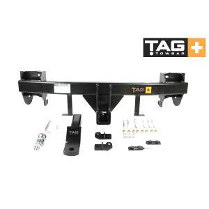 TAG+ HEAVY DUTY TOWBAR to suit Mazda CX-5 (2012 - 2019) FAF Automotive