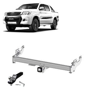 TAG+ Tag Heavy Duty Towbar to suit Toyota Hilux, (02/2005 - on) FAF Automotive