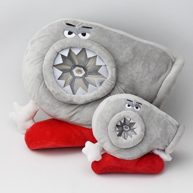 Turbo Plush Cushion
