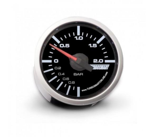 Turbosmart Boost Gauge 0-2 Bar 52mm