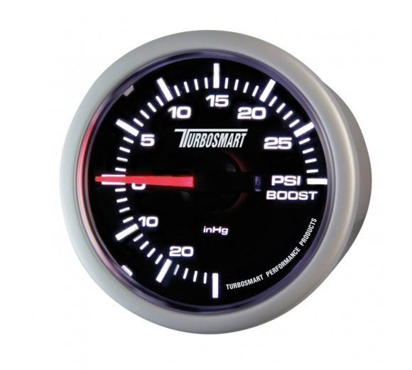 Turbosmart Boost Gauge 0-30psi 52mm FAF Automotive