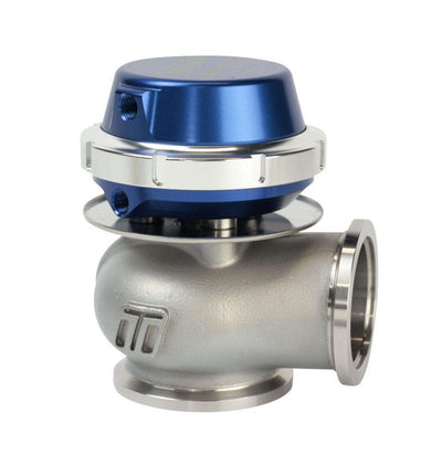 TURBOSMART WG40 COMP GATE 40MM EXTERNAL WASTEGATE FAF Automotive Blue 5psi