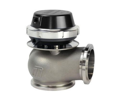 TURBOSMART WG45 HYPER GATE 45MM EXTERNAL WASTEGATE FAF Automotive Black 7psi
