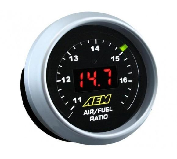WIDEBAND O2 AIR/FUEL UEGO GAUGE KIT FAF Automotive