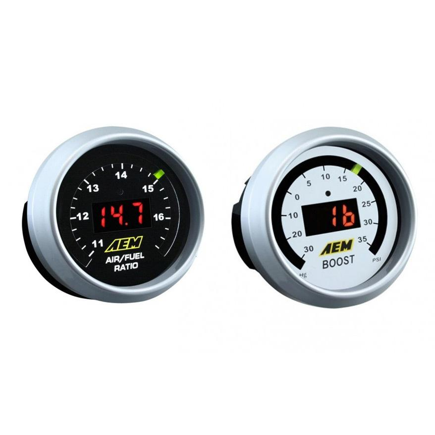 WIDEBAND UEGO/BOOST GAUGE BUNDLE FAF Automotive