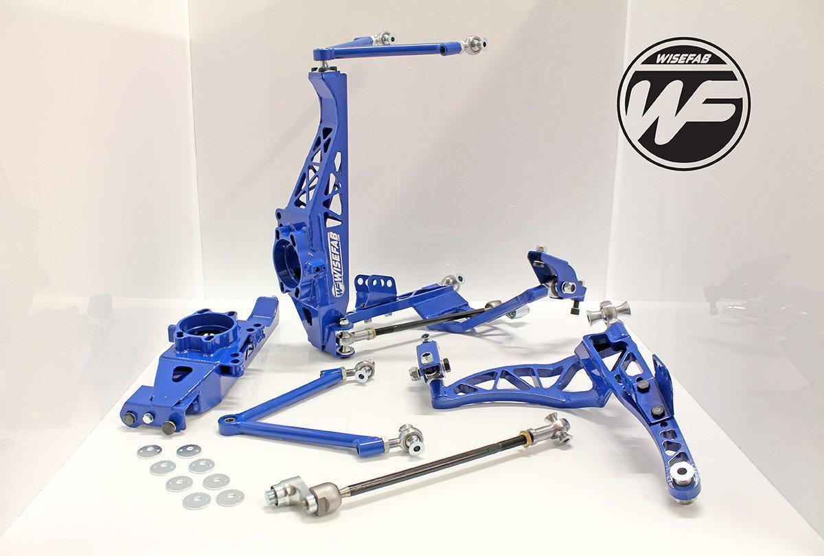 WISEFAB Nissan 370Z Lock Kit FAF Automotive
