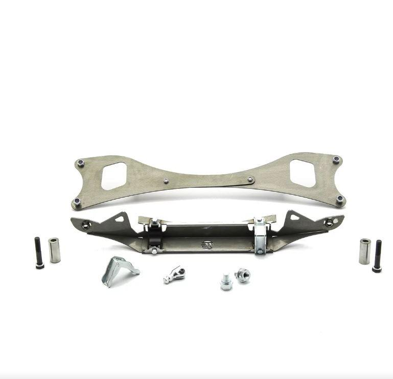 Wisefab - Nissan S-Chassis Rack Relocating Kit FAF Automotive
