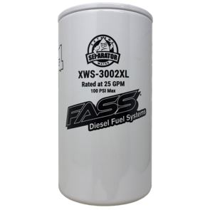 XWS-3002 EXTREME WATER SEPARATOR - Extended Length FAF Automotive