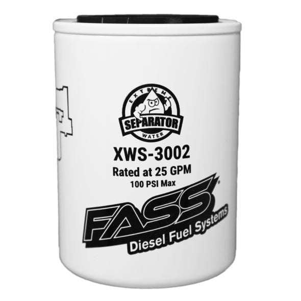 XWS-3002 EXTREME WATER SEPARATOR FAF Automotive