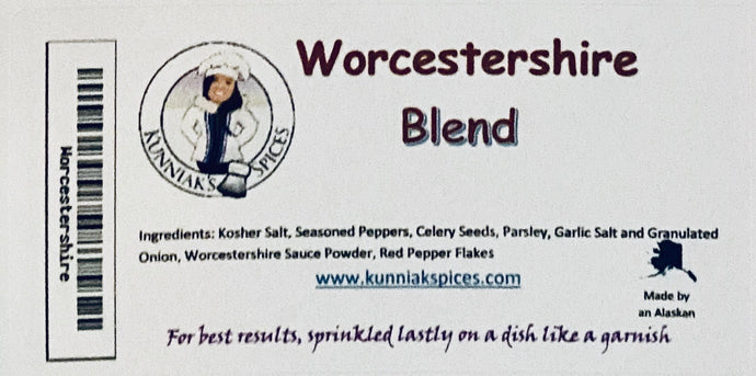 Worcestershire Blend