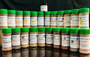 Set of 20 Spices