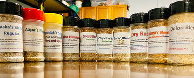 Set of 10 Spices