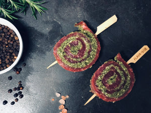 Lamb Pesto Scroll