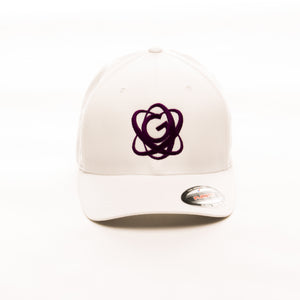 White Fitted w/ Black
