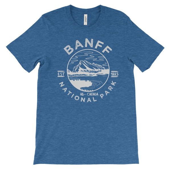Banff National Park T shirt