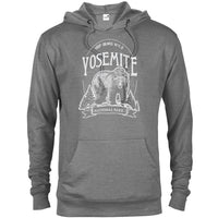Yosemite Keep Bears Wild National Park Adventure Unisex Hoodie - The National Park Store