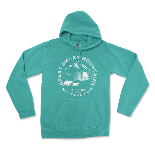 Great Smoky National Park Comfort Colors Hoodie