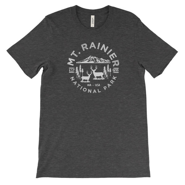 Mount Rainier National Park Tshirt