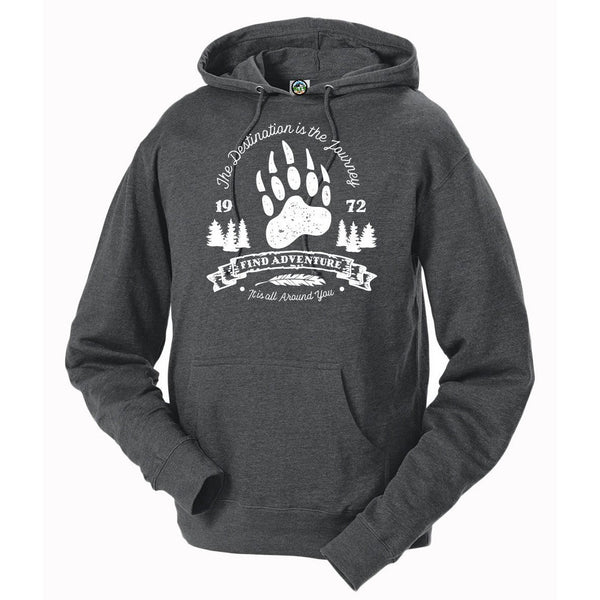 Find Adventure National Park Unisex Hoodie - The National Park Store
