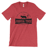 Joshua Tree National Park Adventure Unisex Bella Canvas Tshirt - The National Park Store