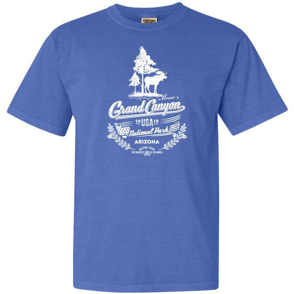 Grand Canyon National Parks Comfort Colors TShirt - The National Park Store