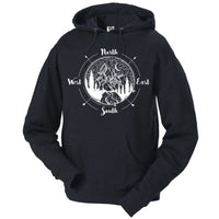 National Park Compass Hoodie