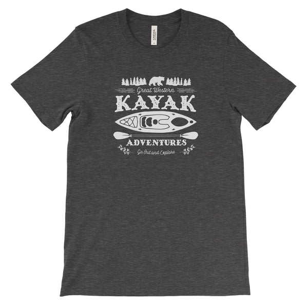 Kayak National Park T shirt - The National Park Store