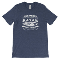 Kayak National Park Adventure T shirt - The National Park Store
