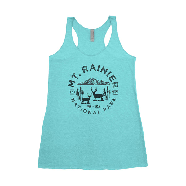 Mount Rainier National Park Tank - The National Park Store