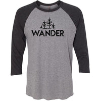 Wander Trees Adventure Raglan
