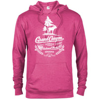 Grand Canyon National Park Moose Adventure Unisex French Terry Hoodie - The National Park Store