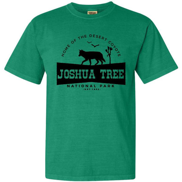 Joshua Tree National Park Adventure Comfort Colors TShirt - The National Park Store