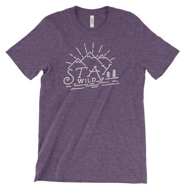 Stay Wild T shirt