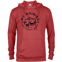 Mount Rainier National Park Adventure Unisex Hoodie - The National Park Store