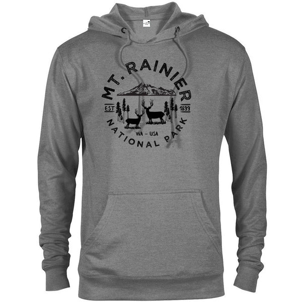 Mount Rainier National Park Adventure Hoodie - The National Park Store