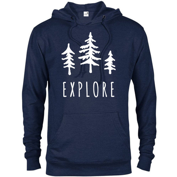 Explore Trees Adventure Hoodie