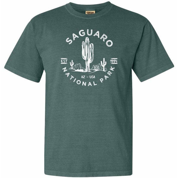 Saguaro National Park Comfort Colors T Shirt
