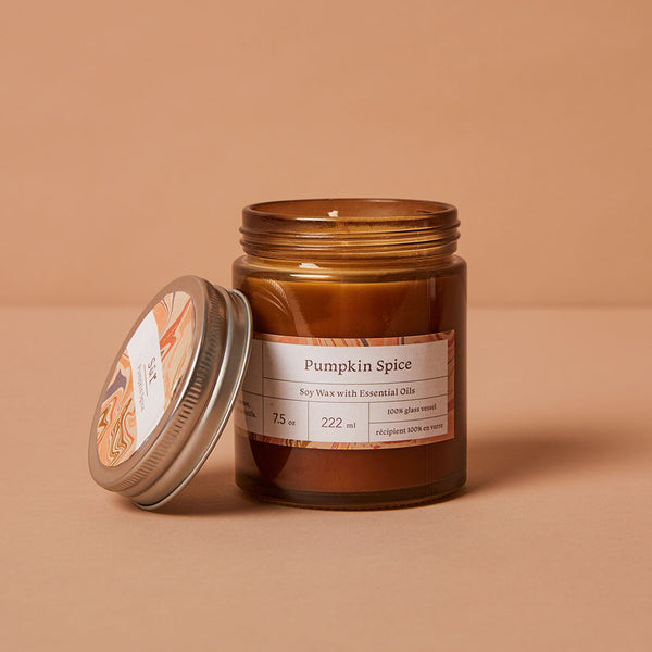 Pumpkin Spice Soy Wax Candle