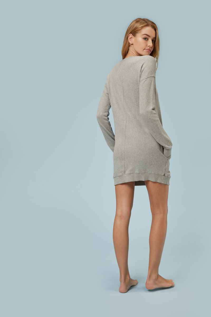 Audrey Sweatshirt Dress