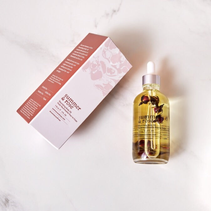 Nourishing Body Oil