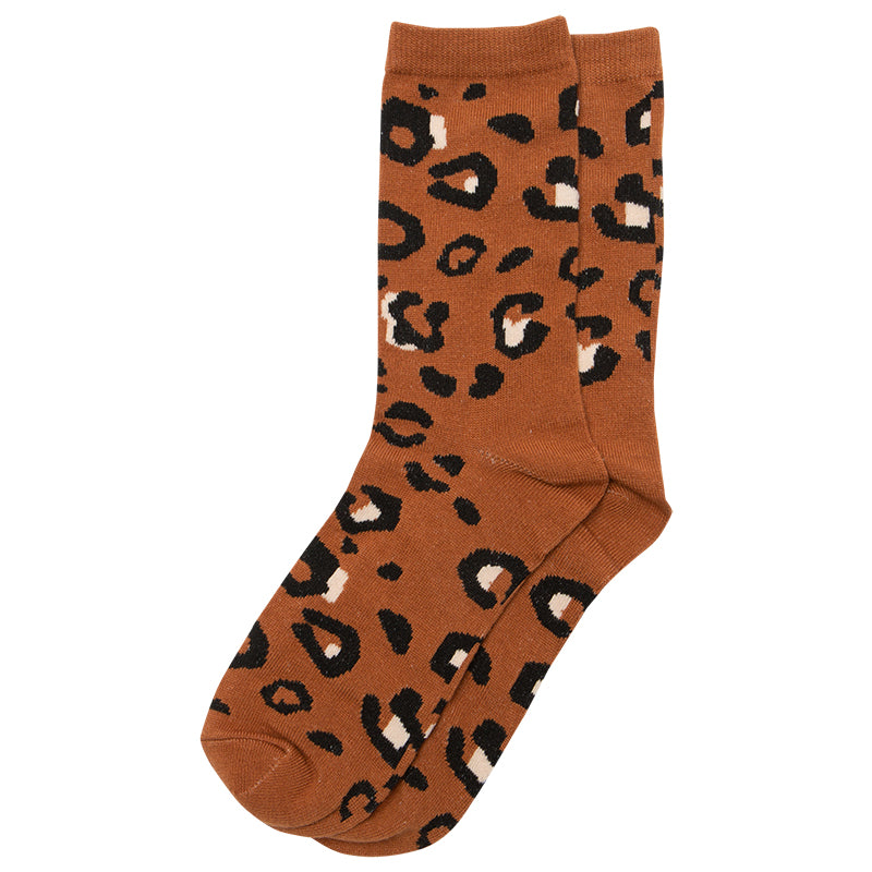 Cheetah Socks - Pack of 3