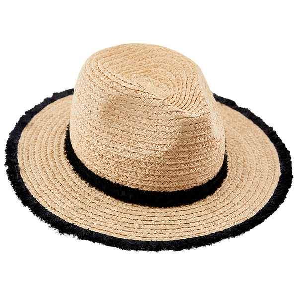 Ashley Straw Hat