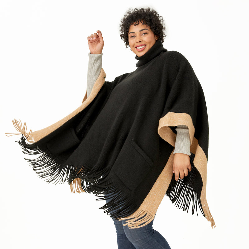 Ashley Poncho