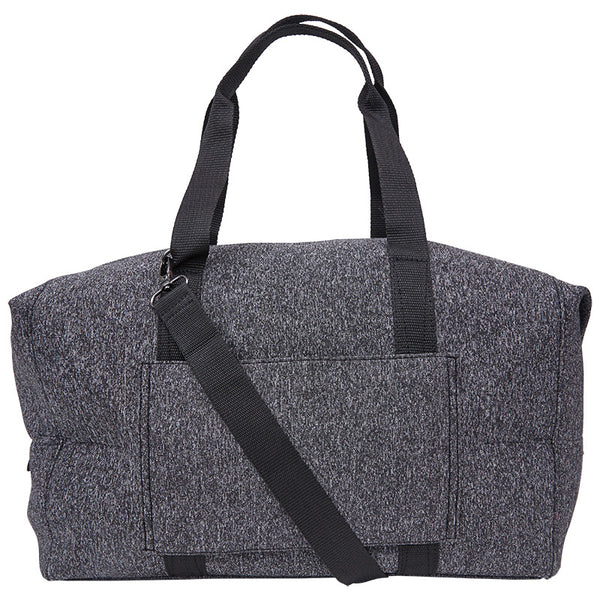 Wendy Large Weekender in Black/Heather