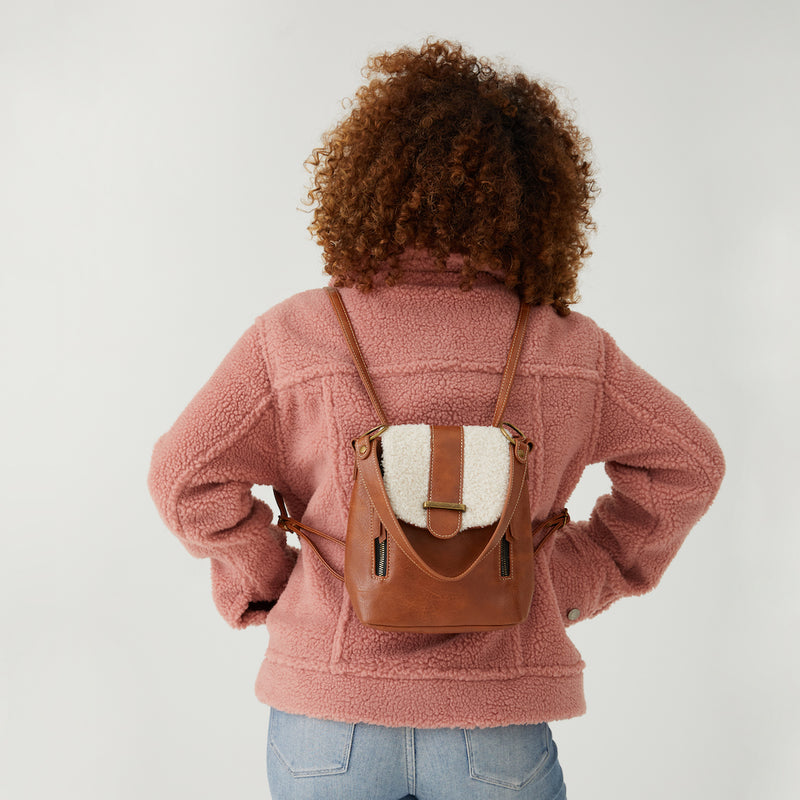 Roma Teddy Backpack