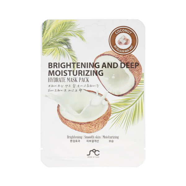 Brightening and Deep Moisturizing Mask